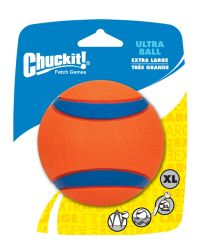 Golden Retriever  Spielzeug für Golden Retriever CHUCKIT! - Ultra Ball XL